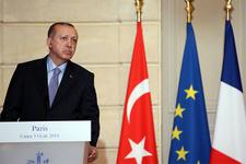 Erdoğan'dan Fransız gazeteciye tarihi ayar! FETÖ'nün ağzıyla...