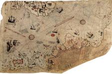 Piri Reis haritası Antarktika'da Türk bilim üssününde pusula olacak
