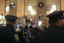 New York'ta 'Filistinli cesur kız' Temimi'ye destek gösterisi
