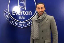 Cenk Tosun'un Everton'a transferi İngiliz basınında geniş yer buldu