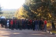 Gaziantepsporlu taraftarlar kulübü bastı!