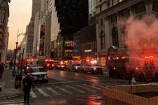 New York'taki Trump Tower'da korkutan yangın!