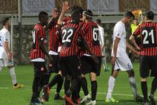 Gençlerbirliği Kamza'ya gol yağdırdı