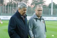 Lucescu Galatasaray kampında!