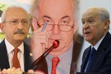 Kılıçdaroğlu'ndan Bahçeli'ye Kemal Derviş eleştirisi!