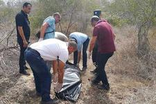 Seramik sanatçısı kemerle boğularak öldürüldü