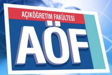 ATA AÖF kayıt yenileme paneli ALMS giriş sayfası