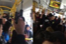 Otobüs tacizcisine görülmemiş ceza: Mahkemeden bir ilk!