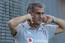 Beşiktaş'ta değişim başlıyor! Şenol Güneş'ten bomba rotasyon