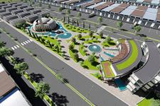 Büyükşehir çağdaş haller inşa ediyor