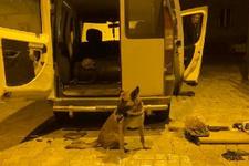 Van'da durdurulan otomobilde 52 kilo 'eroin' ele geçirildi