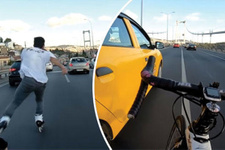 Ölüm yarışı: Polis ikisini de yakaladı!
