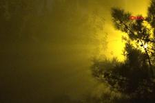 Suriye'den gelen toz bulutu bütün şehri sardı
