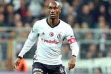 Atiba Hutchinson: Futbolu Beşiktaş'ta bırakmak istiyorum