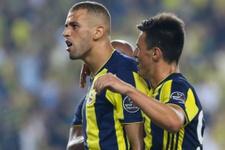 Slimani'den Fenerbahçe'ye müjdeli haber!