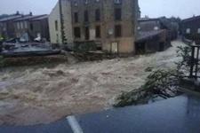 Fransa'nın sel baskını: En az 5 ölü