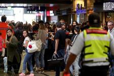 Almanya'da rehine krizi! Polis operasyon başlattı