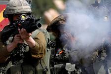 İsrail gerçek mermiyle saldırdı! Çok sayıda yaralı var