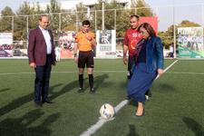 Başkan Fatma Şahin: Kardeşlik bağlarınızı arttırıyorsunuz