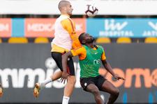 Eren Derdiyok'tan Galatasaray'a sevindirici haber!