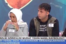 Müge Anlı'da şoke eden olay! Murat Tekin'in erkek sevgilisi yayına katıldı