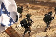 İsrail yine savaş uçaklarıyla saldırdı!