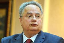 Yunanistan Dışişleri Bakanı Nikos Kocyas istifa etti!