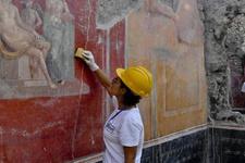 İnsanların taşa döndüğü Pompeii kentiyle ilgili tarihi bilgi