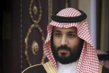 Veliaht Prens Muhammed bin Selman gidici