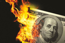 Dolar neden yükseliyor işte cevabı: Çünkü ABD 1 trilyon doları cayır cayır yakıyor!