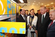 PTT'nin yerli ve milli ürünü Kargomat Cumhurbaşkanı Erdoğan'dan tam not aldı