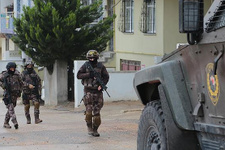 Şanlıurfa'da eylem hazırlığındaki 13 şüpheli yakalandı