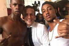 Macron fotoğrafı Fransa'ya karıştırdı