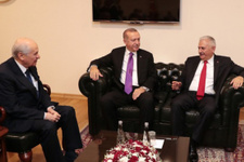 Erdoğan ve Bahçeli çay toplantısında ne konuştu? Abdulkadir Selvi açıkladı