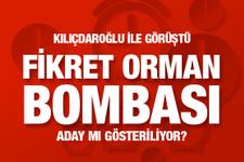 Bomba kulis! Fikret Orman CHP'nin Beşiktaş adayı mı?
