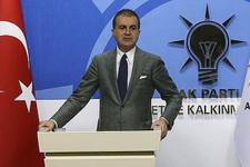 AK Partili Çelik'ten af tasarısıyla ilgili flaş sözler