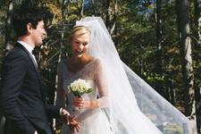 Ünlü model evlendi Donald Trump'ın kızı İvanka Trump'a elti oldu