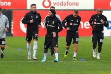 Göztepe maçı öncesi Beşiktaş'a 3 isimden kötü haber