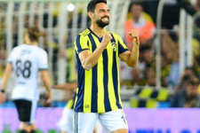 Fenerbahçe'de Mehmet Ekici'nin gözyaşları