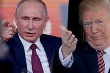 Trump'ın açıklamasına Rusya'dan sert yanıt! Bunu örtpas etmek için...