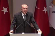 Cumhurbaşkanı Erdoğan'dan flaş sözler! Bu seçim sonları olacak