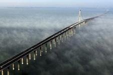 Dünyanın en uzun köprüsü Geçiş ücreti ise...