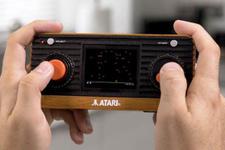 Efsnae oyun konsolu Atari Retro Handheld'i satışa sunuyor