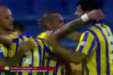 Wesley Sneijder'den klas gol! Al-Gharafa farka gitti