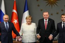 Tarihi Suriye Zirvesi sona erdi! Erdoğan'dan flaş açıklamalar