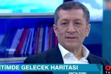 Ziya Selçuk'tan flaş yaz tatili süresi açıklaması!