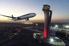 İstanbul Yeni Havalimanının üzerinde uçuş yasağı ilan edildi...