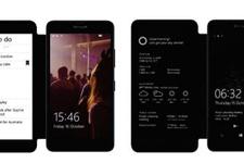 Microsoft Research telefon kılıflarının iç yüzü için ayrı bir ekran geliştirdi
