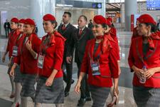 Yeni Havalimanında THY'den bir ilk daha! Yeni üniformalar ilk kez giyilecek...