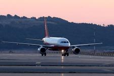 Cumhurbaşkanı Erdoğan'ın uçağı yeni havaalanına indi!